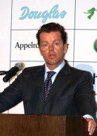 Dr. Henning Kreke, Bilanzpressekonferenz 2010